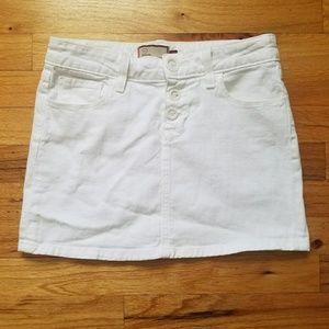 Paige denim mini-skirt size 24